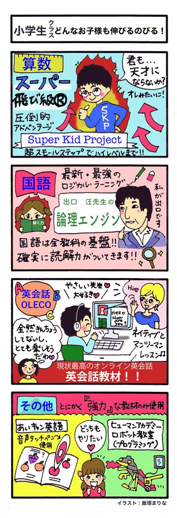 4コマ漫画②