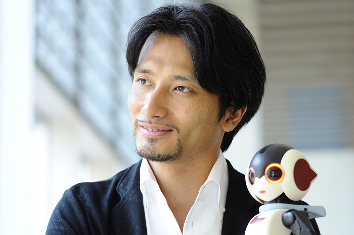 ヒューマンアカデミーロボット教室アドバイザーの高橋智隆先生がTV出演されました。