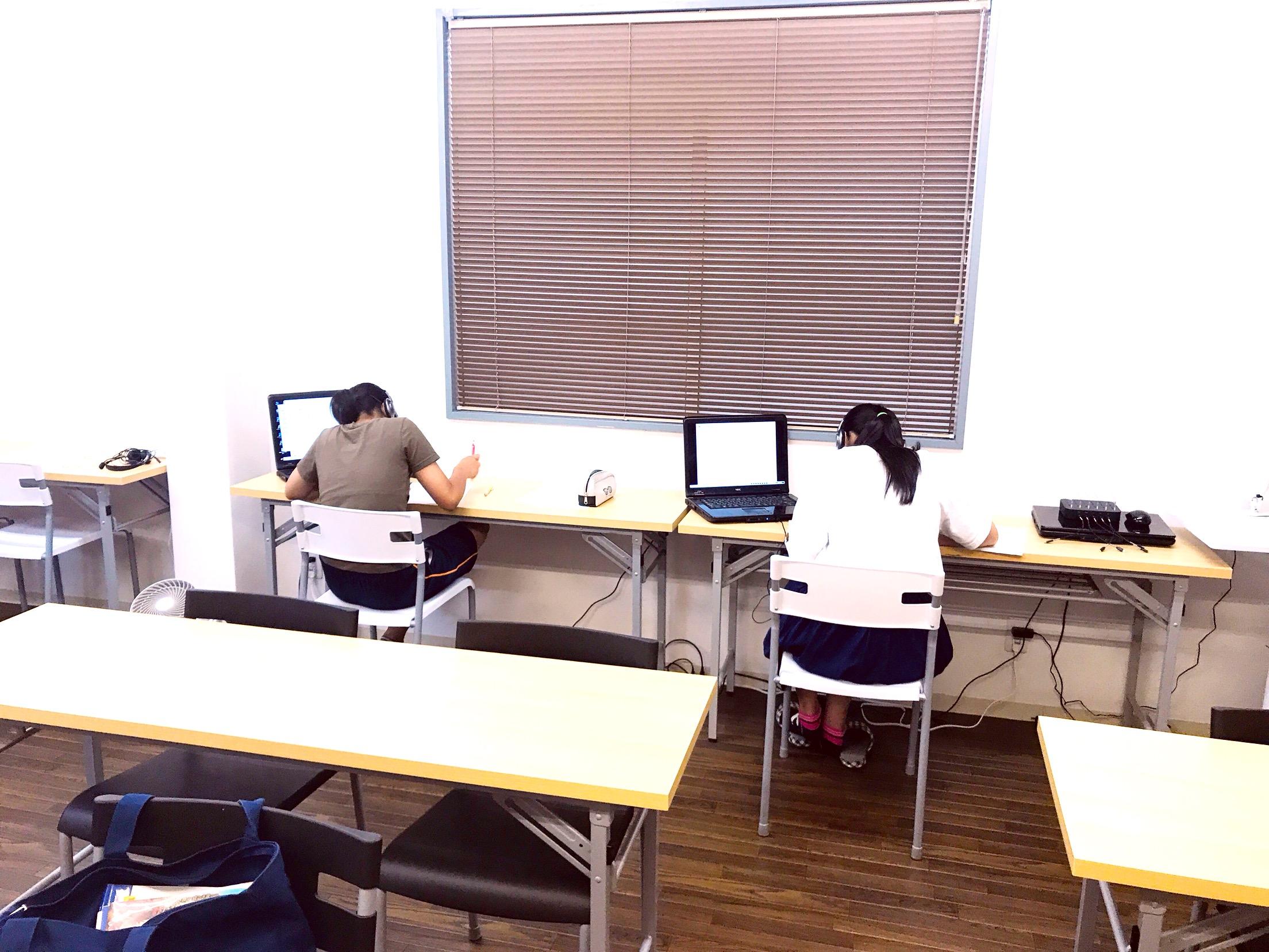 中3は夏に数学終了大作戦。